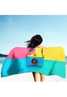 Toalha De Praia / Banho Hot Summer Vibes