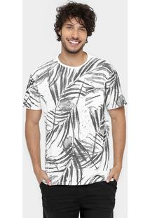 Camiseta Reserva Tropical Bolso - Masculino