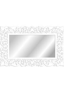 Espelho De Parede 15179B Branco 70X158 Art Shop