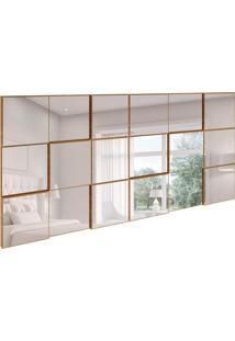 Espelho Decorativo Anubis Retangular Freijo 150 Cm