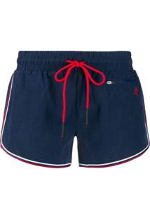 Perfect Moment Bermuda Jogger - Azul