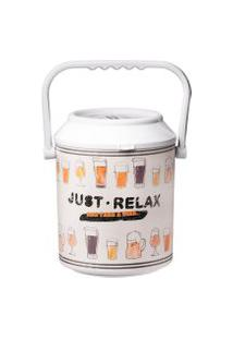 Cooler Relax 10 Latas - Home Style