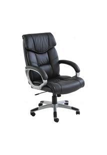 Cadeira Office Cartagena Preta Rivatti