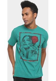 Camiseta Mood La Muerte Masculina - Masculino