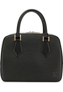 Louis Vuitton Pre-Owned Bolsa Tote Sablons - Preto