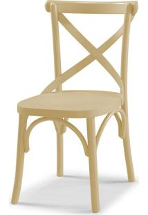 Cadeira X 87 Cm 901 Marrom Claro - Maxima