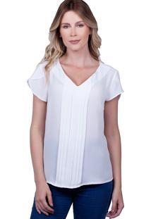 Blusa Comfort Off White