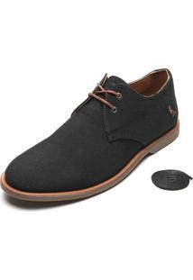 Sapato Social Reserva Terone Preto