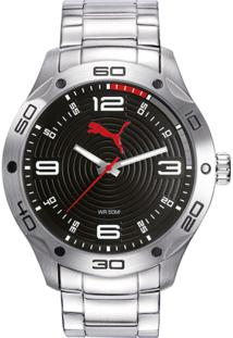 b5fa6dbdcaf ... Relógio Puma - Masculino-Prata