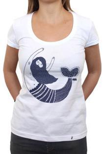 Sereio - Camiseta Clássica Feminina