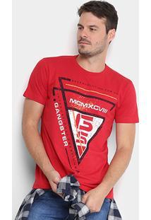 Camiseta Gangster Evolution For Us Masculina - Masculino