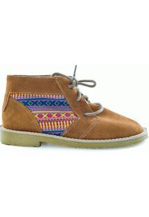 Bota Estilo Desert Boot Sapato Show - 1009-04