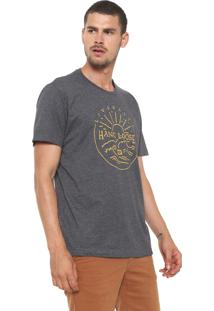 Camiseta Hang Loose Valley Grafite
