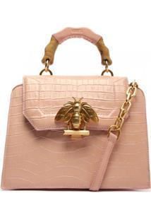 Bolsa Tiracolo Animal Print Believe Schutz Premium S500181313