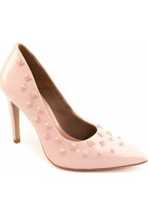 c22d5c5c53 ... Scarpin Spikes Numeração Especial Sapato Show - Feminino