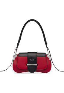f8a3a6cda Farfetch Bolsa Vermelha Feminina Prada Fashion Couro De Grife Tote Formal -  Paradigme. Ir para a loja; Prada Bolsa Tiracolo Sidonie De Couro - Vermelho