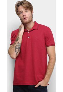 Camisa Polo Ellus Frisos Classic Masculina - Masculino-Pink