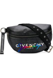 Givenchy Pochete Com Logo - Preto
