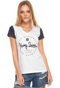 Camiseta Hang Loose Ultrafine Branca