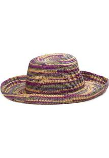 Chapéu Feminino Multicolorido