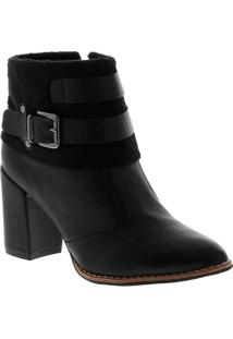 Ankle Boot Bebecê - Feminino