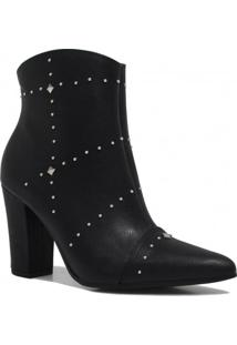 Bota Via Marte Ankle Boot Spikes 18-151