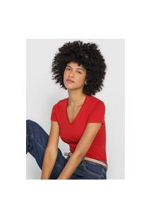 Blusa Malwee Lisa Vermelha
