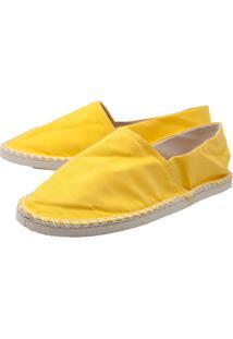 Alpargata Dafiti Shoes Lisa Amarela