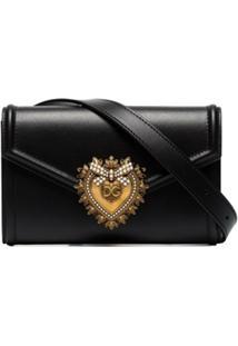 Dolce & Gabbana Pochete Devotion - Preto