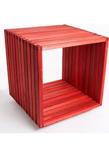 Módulo Dominoes 45 X 45 Vermelho Mão E Formão