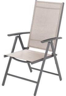 Cadeira Tamandua Amendoa Tela Bege 1,07 Mt (Alt) - 43507 Sun House