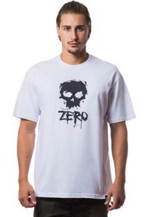 Camiseta Zero Blood Skull - Masculino