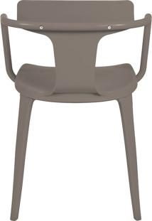 Cadeira Sara Cinza Stone
