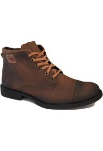 Bota Filtren District Masculina - Masculino-Cafe
