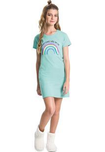 Camisola Estampa Glitter Feminino