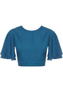Blusa Feminina Primitive - Azul