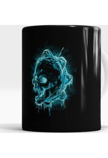 Caneca Skull Of War