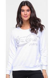 Moletom Coca-Cola Feminino - Feminino