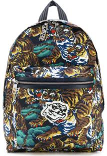 Kenzo Mochila 'Tiger' - Estampado