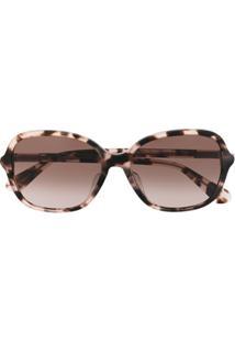 Kate Spade Óculos De Sol Oversized Bryleefs - Marrom