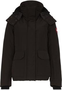 Canada Goose Blakely Hooded Parka - Preto