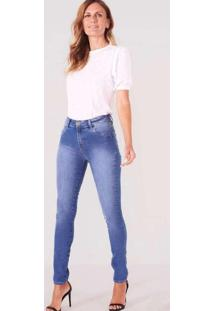 Calça Camili Super Skinny Unico Jeans Multicores