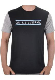 Camiseta Quiksilver Schwack - Masculino