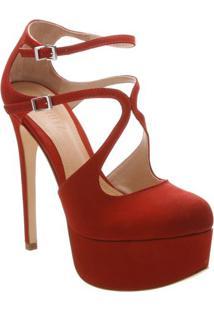 b05a96bcc Sapato Bico Arredondado Fivela feminino | Gostei e agora?