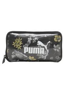 Pochete Puma Core Seasonal Sling Pouch - Preto