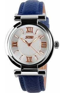 Relógio Skmei Analógico 9075 - Feminino