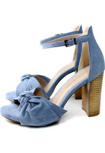 Sandália Cristófoli Chloe Azul