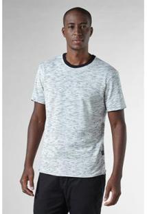 Camiseta Double Leve Reserva Masculina - Masculino-Off White