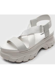 Sandália Dakota Tratorada Branca
