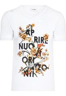 Camiseta Masculina Aprire - Branco